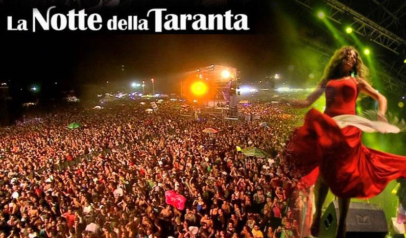 éjszaka-Taranta-Melpignano